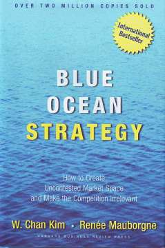 Blue Ocean Strategy Cover